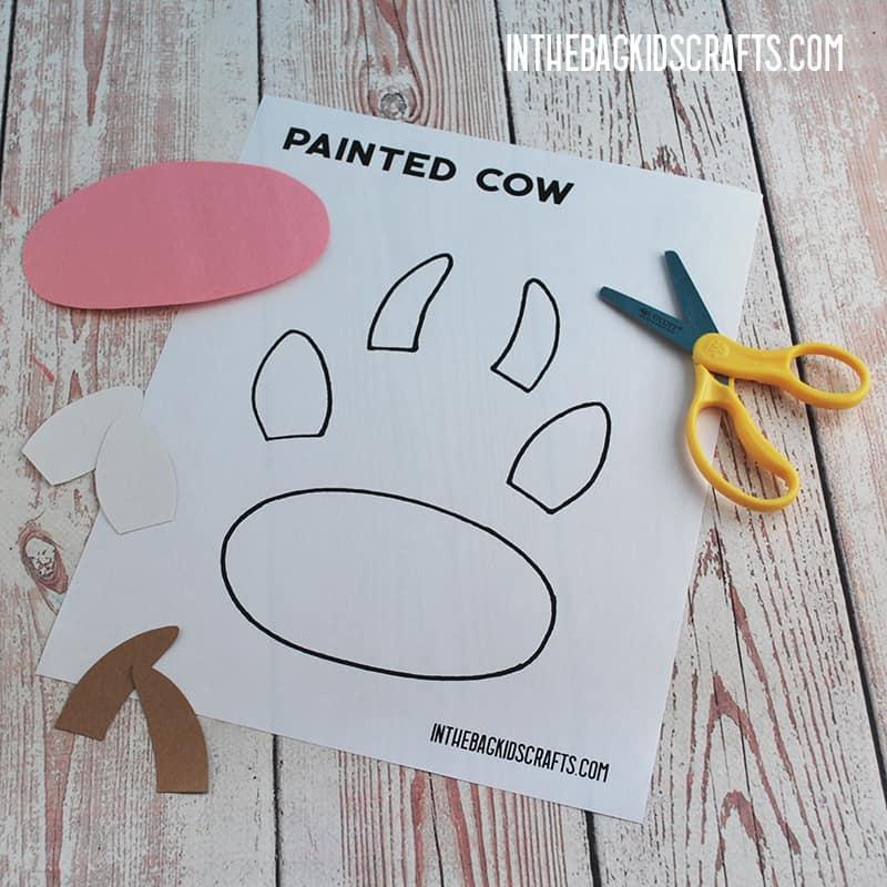 COW CRAFT STEP 2