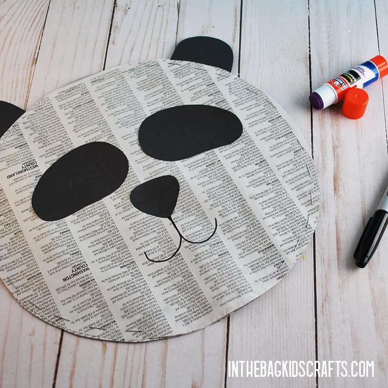 PANDA CRAFT STEP 4