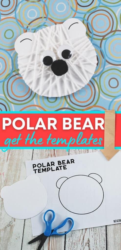 PRESCHOOL POLAR BEAR CRAFT