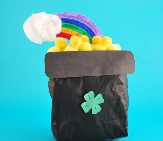 ST. PATRICK'S DAY PRESCHOOL ACTIVITY