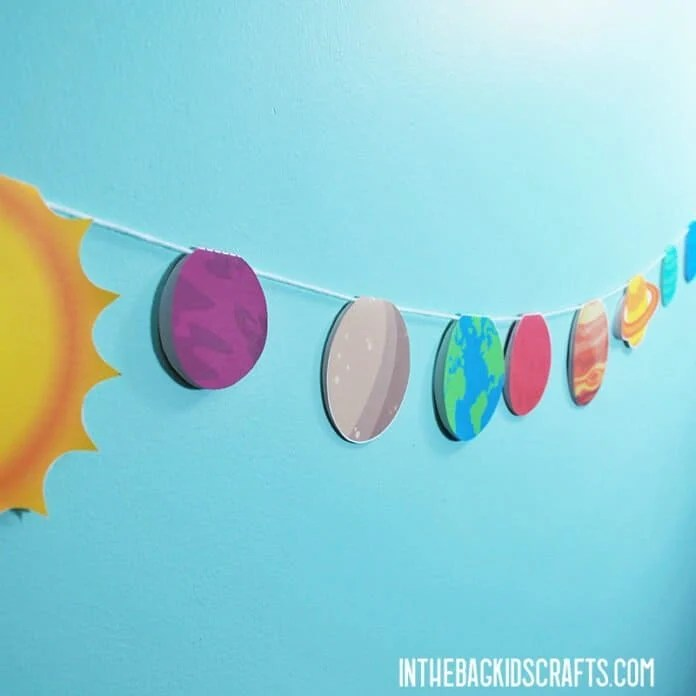 FREE PRINTABLE SOLAR SYSTEM CUT OUTS