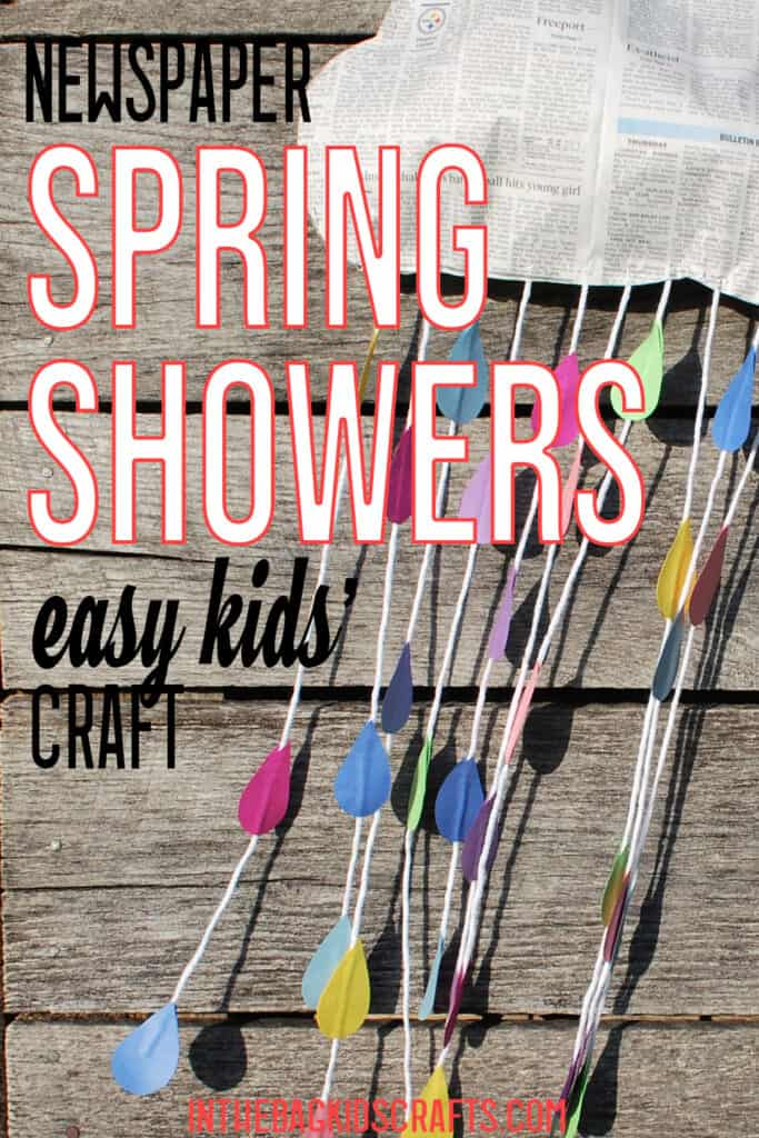 RAINY DAY CRAFT FOR KIDS MOBILE