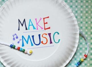 MUSICAL INSTRUMENT KIDS CRAFTS