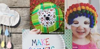 SENSORY ACTIVITIES CRAFTS FOR KIDS