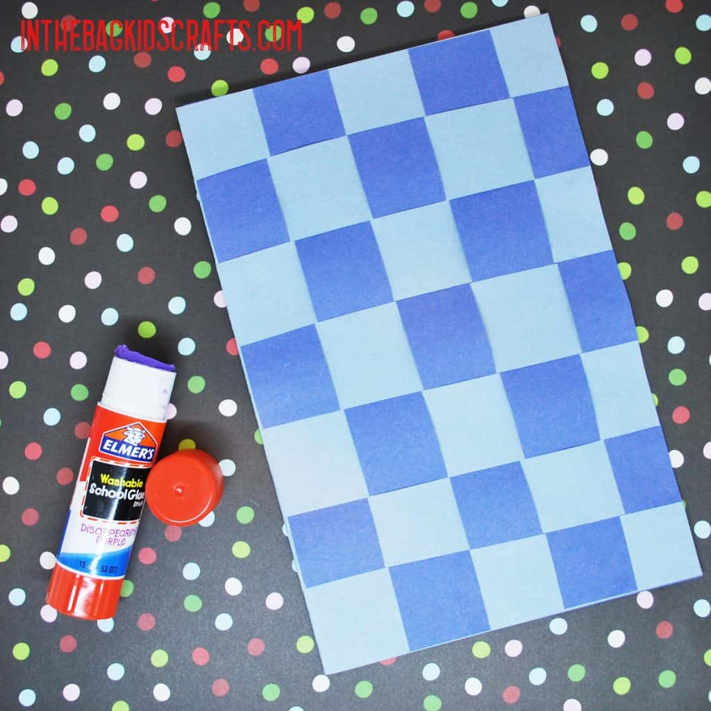 snowflake card step 2