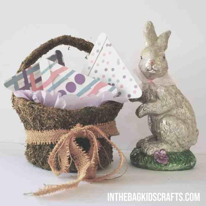 Abstract Easter Egg Art Display