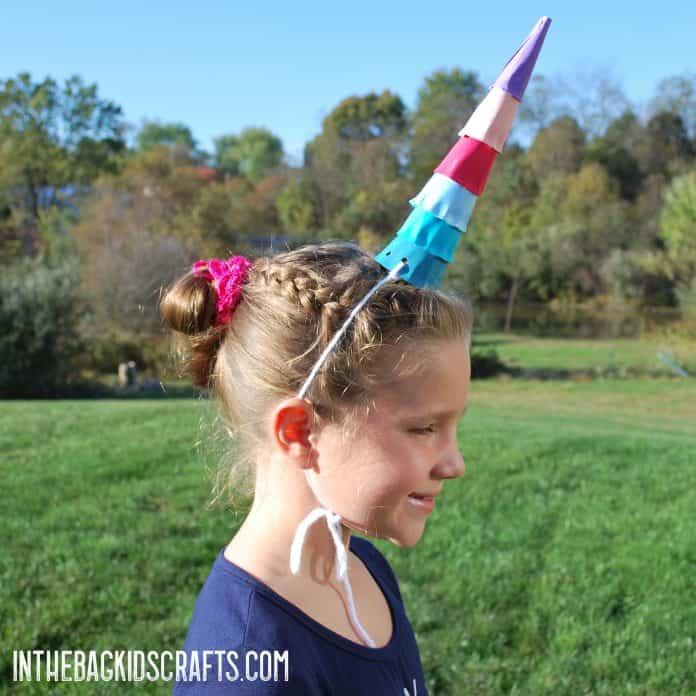 Easy Unicorn Halloween Costume Idea