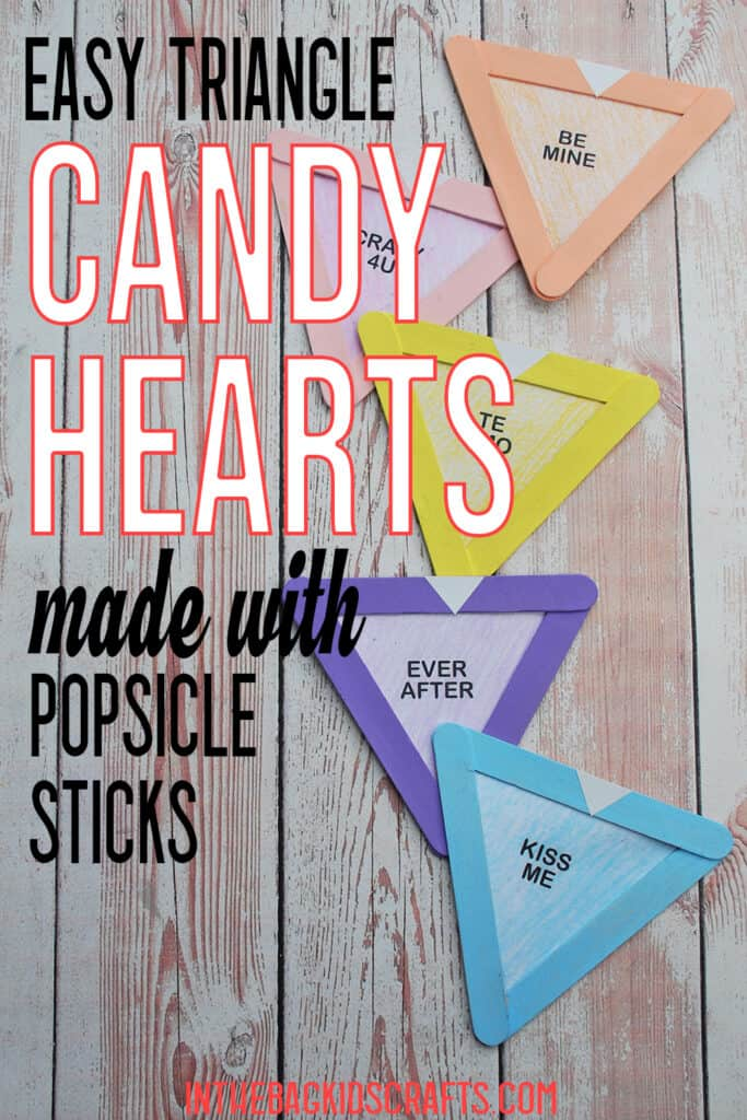 HEART SHAPED CRAFTS
