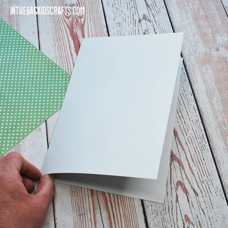 DIY VALENTINE CARDS STEP 1