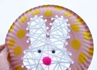Easter Bunny Kids Craft