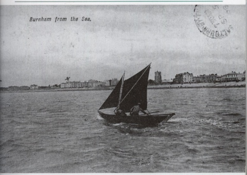 Flatner of Burnham, 1905