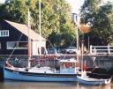 Smack boat Lettuce at Snape in 2002