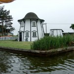\'Dutch Tutch\' house on the Thurne