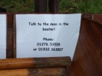 Skiff for sale 2