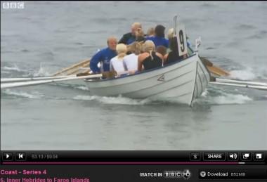Faroese rowers