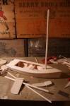 Ella skiff sailing model 3