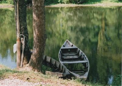toby churchill, photos, flat-bottomed boats, dordogne, france