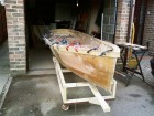 ella skiff, free boat plans, plywood boat, rowing boat, gavin atkin, stitch and glue