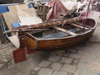 Arthur Ransome film boat Swallow for sale
