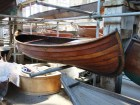 turks boatyard, boat sale, boat auction, wood boats, for sale, online auction, dinghies for sale, clinker canoe for sale