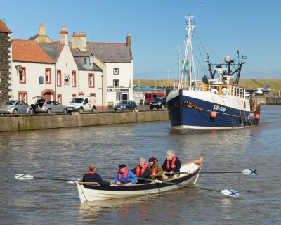 st ayles, skiff, iain oughtred, rowing, scottish coastal rowing, alec jordan, jordan boats, plywood boats, boat kit