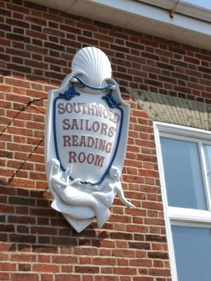 southwold, sailors, reading room, models, photos, fishermen, coastguards, museum, boats, ships, beach boats, harbour