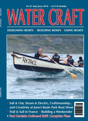water craft, magazine, pete greenfield, boatbuilding, methods, techniques, wooden boats, plywood boats, boat plans, articles, photos