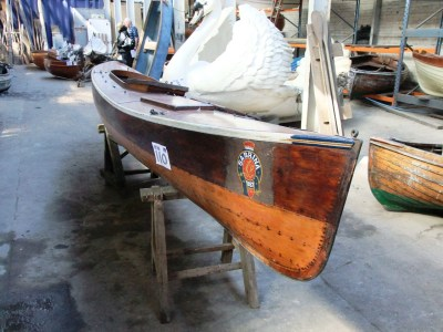 turks boatyard, boat sale, boat auction, wood boats, for sale, online auction, dinghies for sale, baden-powell, sailing canoe