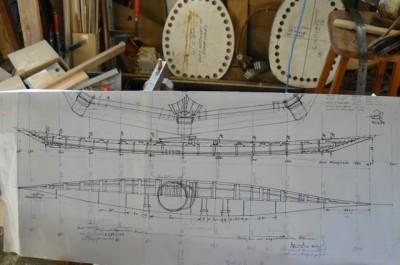 kayak, west greenland, boat building, kayak building, kayak making, course, lars herfeldt, lyme, academy