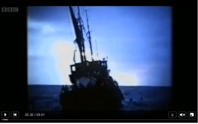 fishing, bbc, sea fever, gone fishing, documentary, home movies, interviews, old fishermen