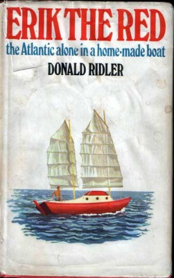 donald ridler, erik the red, dory, boat plans, eventide owners,  dory, boatbuilding, transatlantic voyage, sailing boat