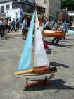 Model Nordic Folkboat