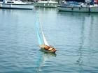 Tim Price - model Nordic Folkboat