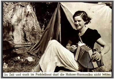 Hohner history shot