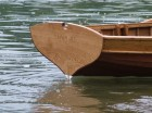 Rowing Will Stirling 12ft Dinghy  boat Stirling and Son - transom