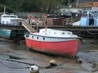 Woodbridge liveaboard 2 converted lifeboat