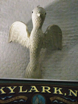 The Skylark Brighton Fishing Museum