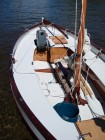 Canoe-yawl built to the lines of Eel