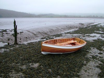 Stirling & Son 9ft clinker dinghy