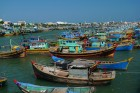 Matt Atkin's photos of Vietnamese fishing boats from north of Saigon