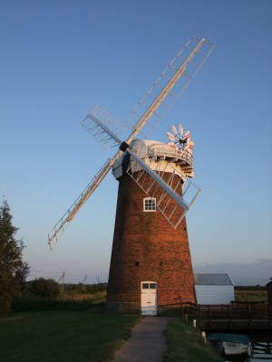Horsey Mere Broads trip photos 21