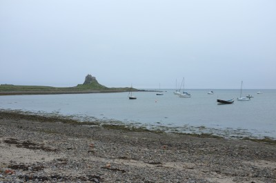 Matt Atkin on Holy Island