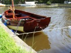 Youjay dinghy at Barton