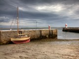 Low Tide Castletown IOM Highly Commended - Ian Kippax