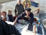 Proper sailors eat spring onions