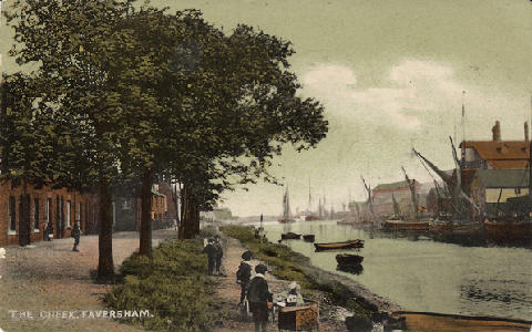 Faversham Creek 1905