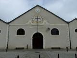 Brittany Le Croisic harbour building