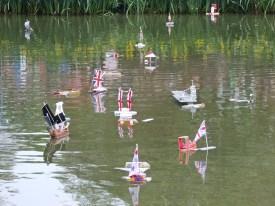 Goudhurst Jubilee boats 7