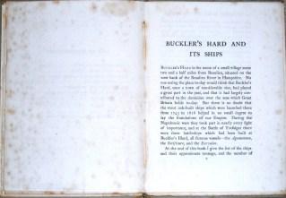 Bucklers Hard 9
