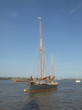 Oare Creek to the Colne and back Pioneer